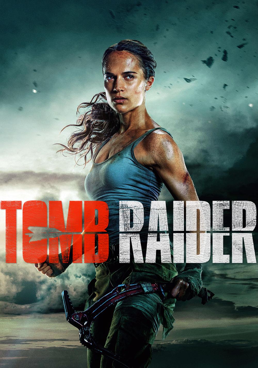 tomb raider movie fanart fanarttv
