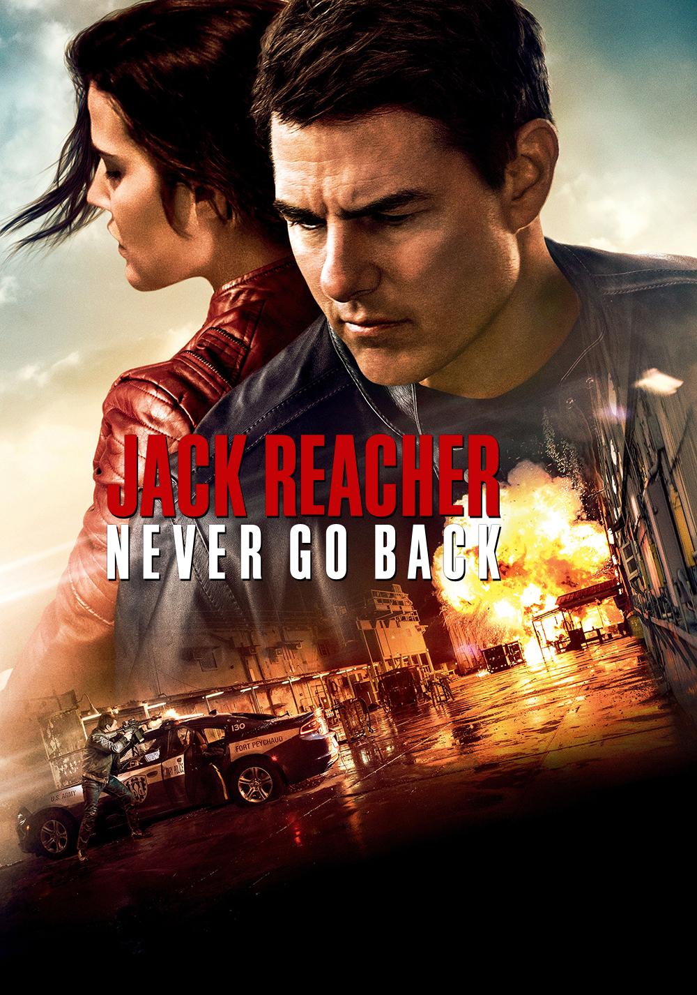 Jack Reacher: Never Go Back   Movie fanart   fanart.tv