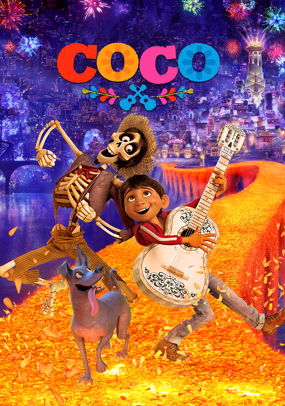 Coco | Movie fanart | ...