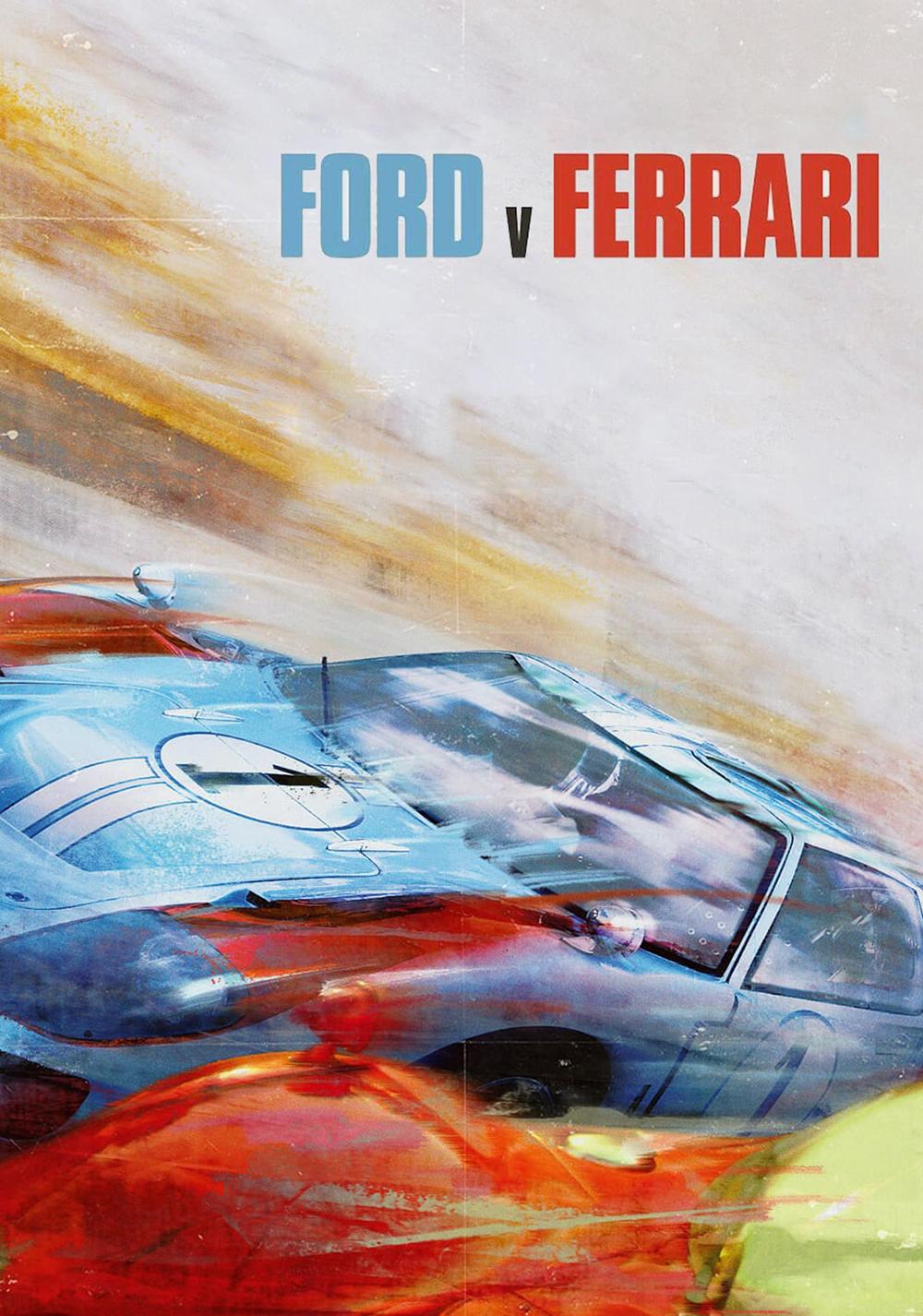Ford V Ferrari Movie Fanart Fanart Tv