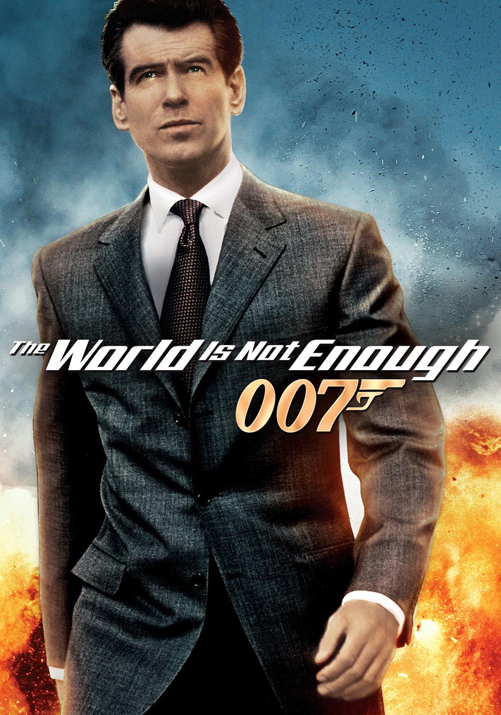 The World Is Not Enough   Movie fanart   fanart.tv