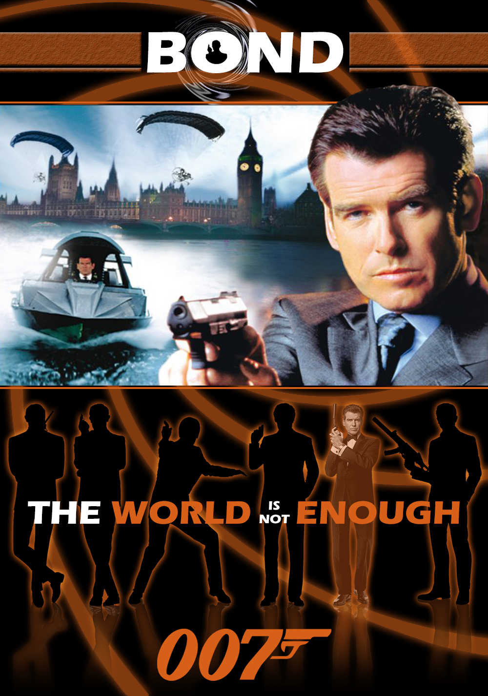 The World Is Not Enough | Movie fanart | fanart.tv