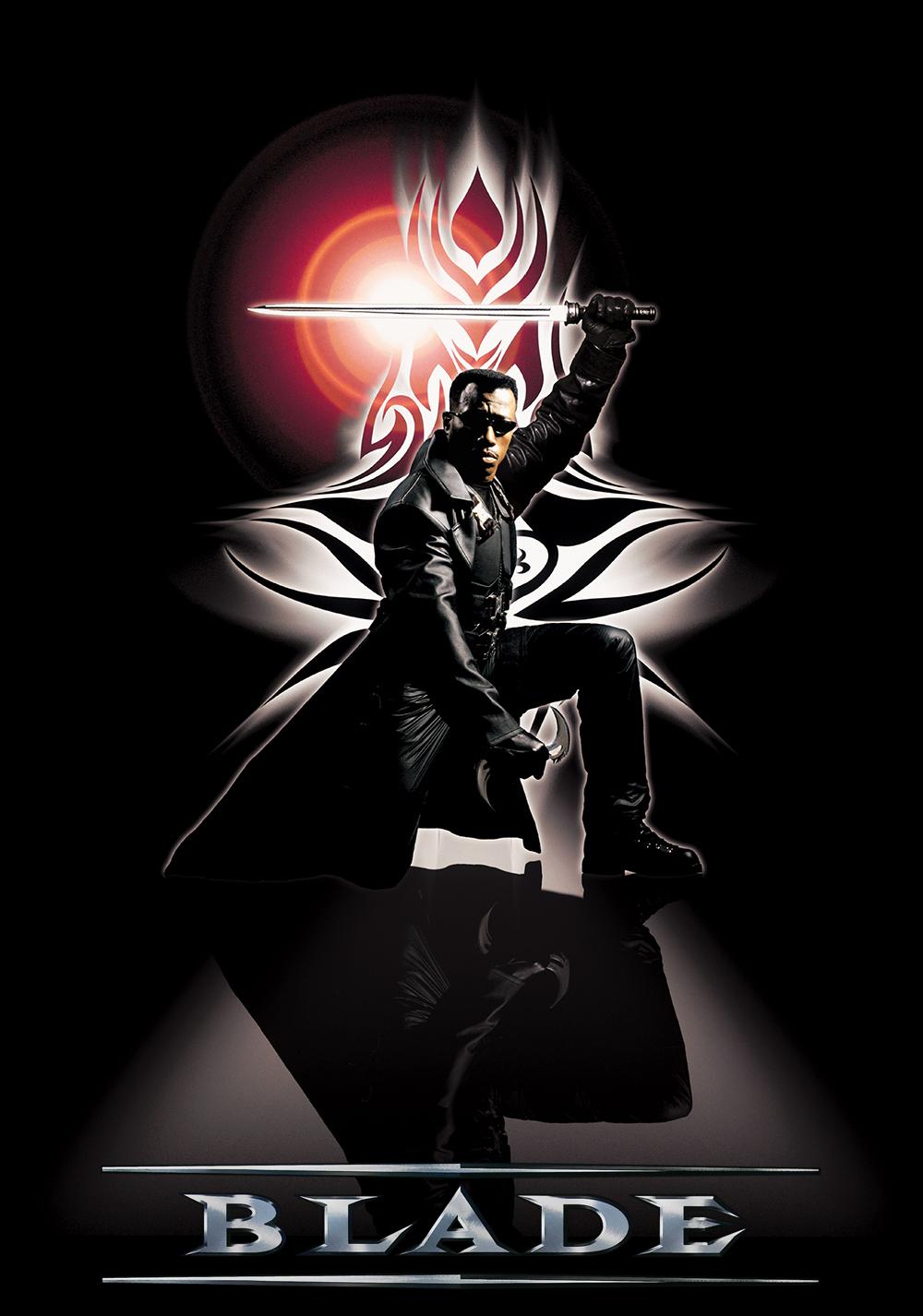Blade Movie Fanart Fanarttv