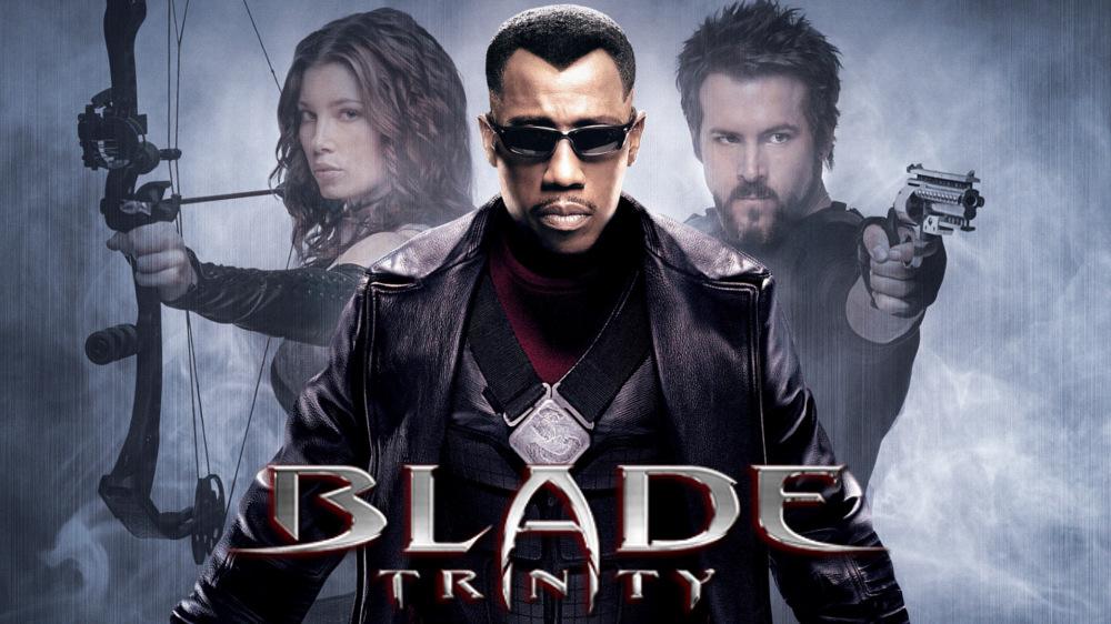 Blade: Trinity Besetzung