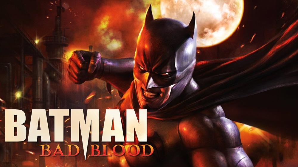 Batman Bad Blood Stream English
