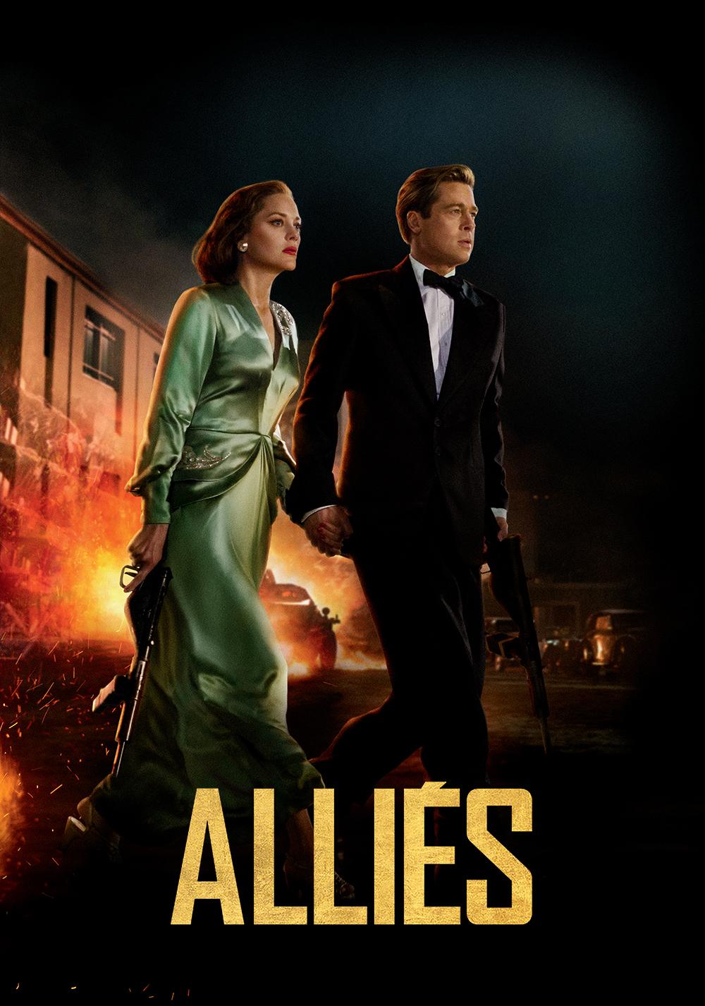 Allied | Movie fanart ...