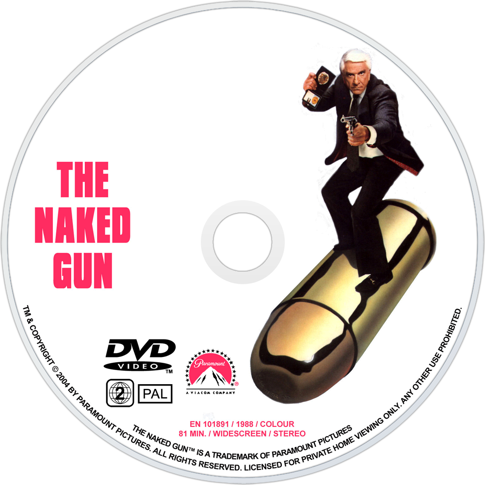 The Naked Gun Dvd 94