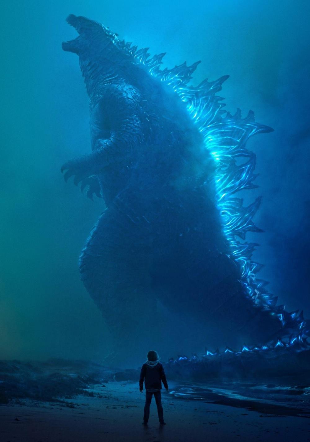 Godzilla 2 Movie fanart fanarttv
