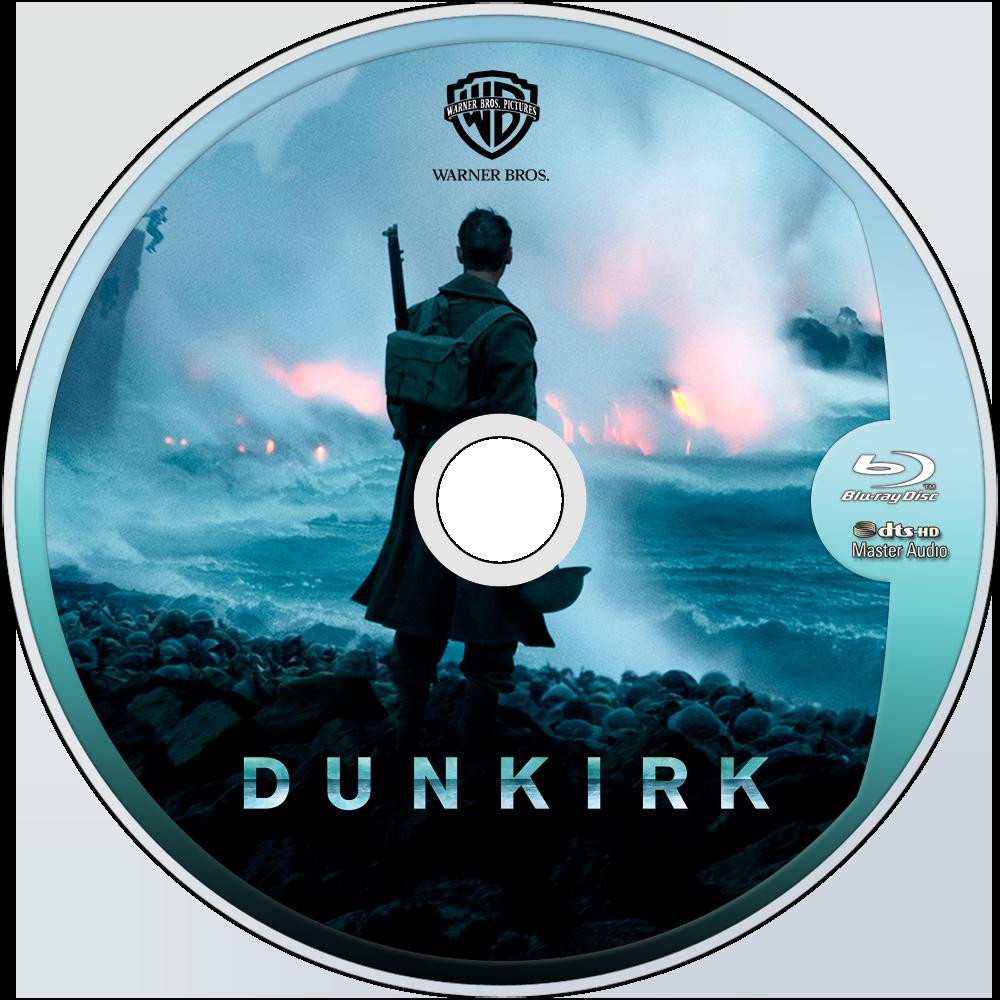 Dunkirk Blu Ray