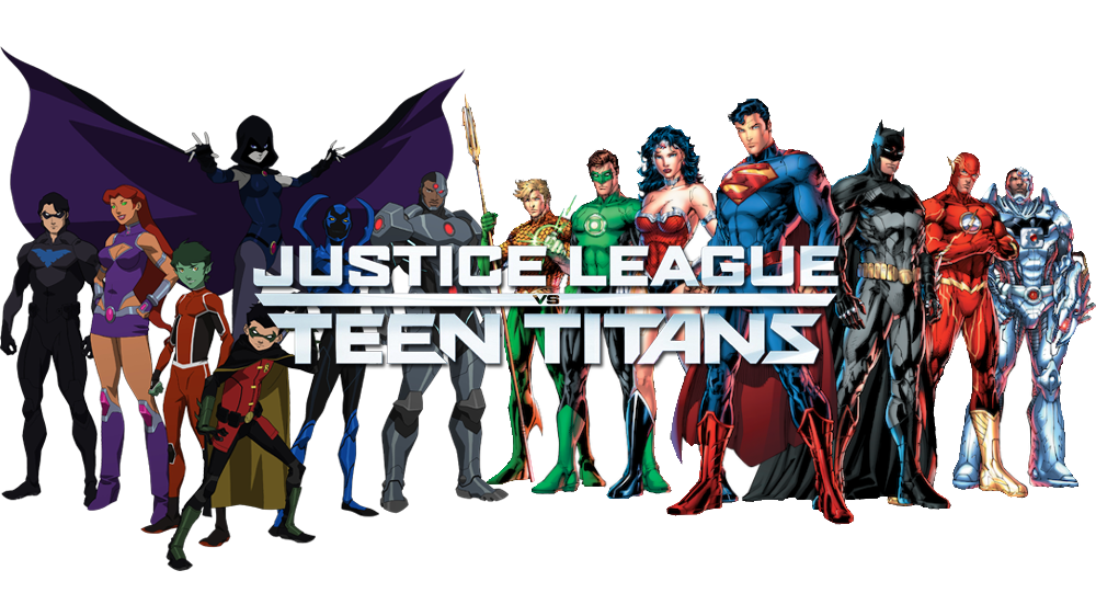 Justice League Vs Teen Titans  Movie Fanart  Fanarttv-4592