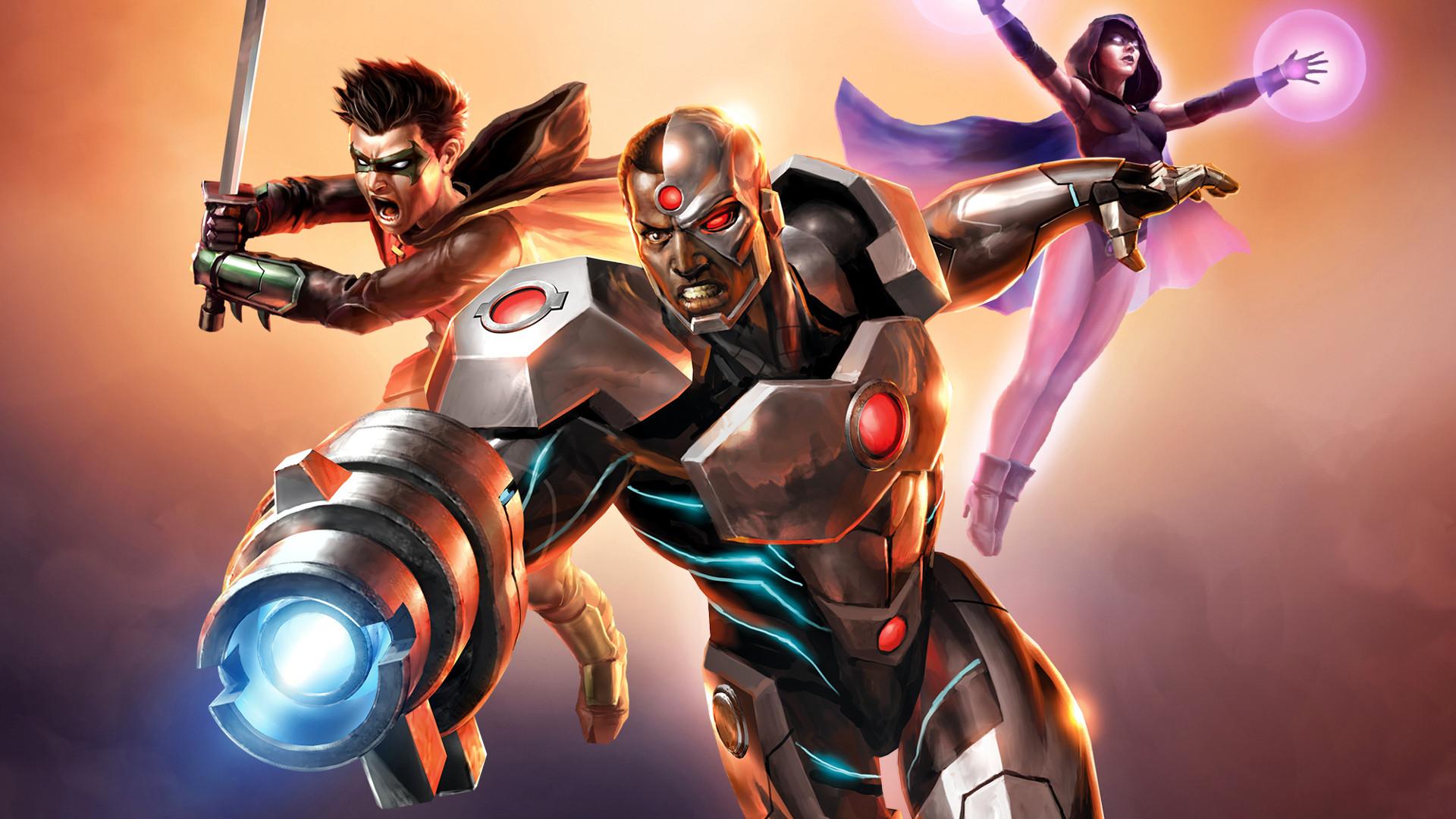 Justice League Vs Teen Titans  Movie Fanart  Fanarttv-8202