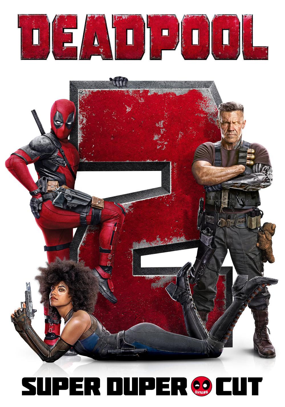 Deadpool 2 Movie Fanart Fanart Tv
