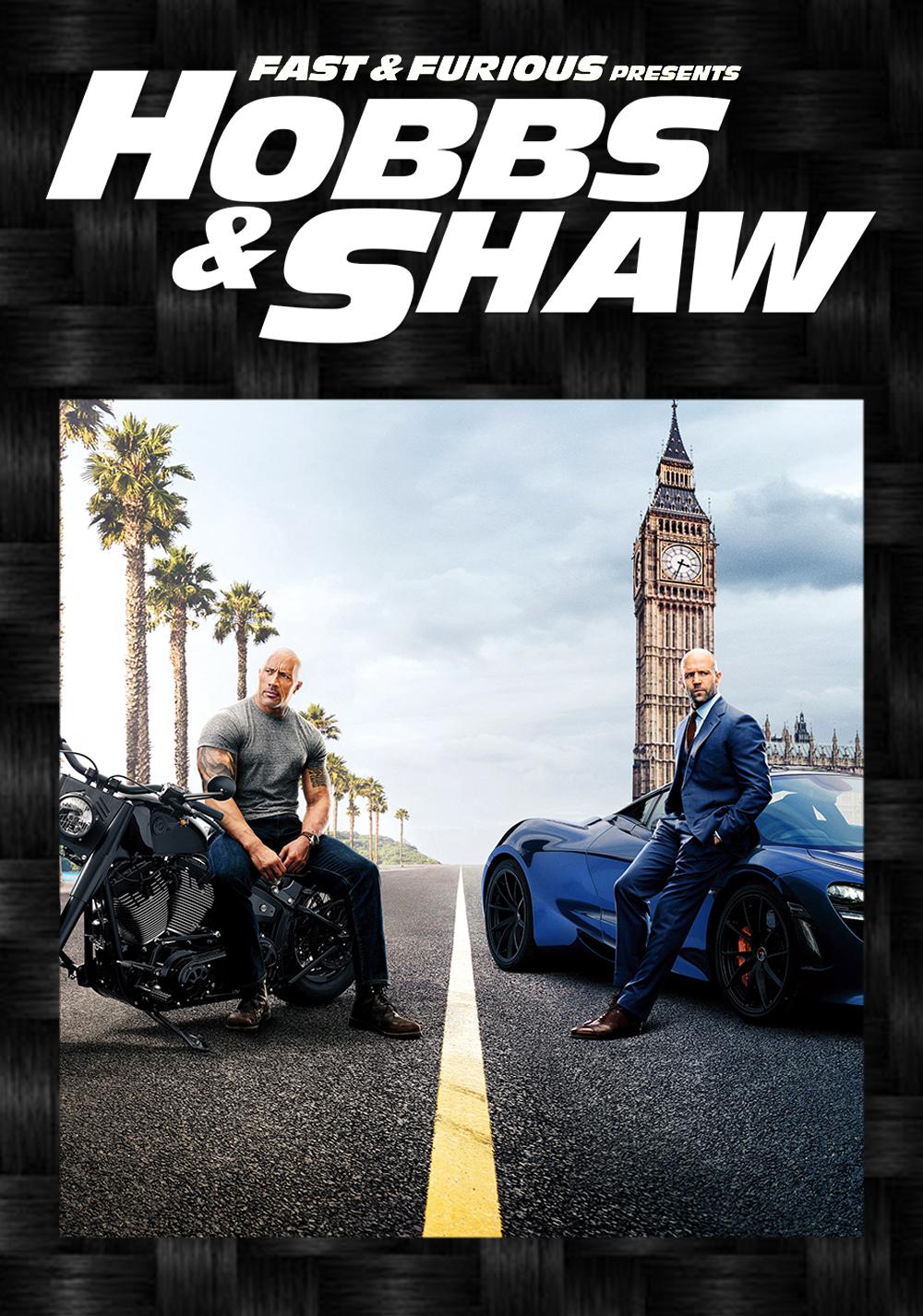 Fast Furious Presents Hobbs Shaw Movie Fanart Fanarttv