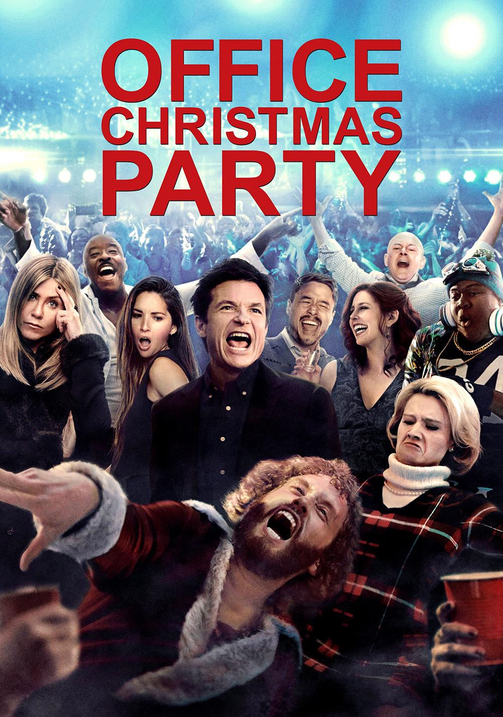 Office Christmas Party   Movie fanart   fanart.tv