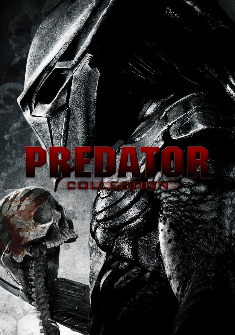 Predator Collection | Movie fanart | fanart.tv