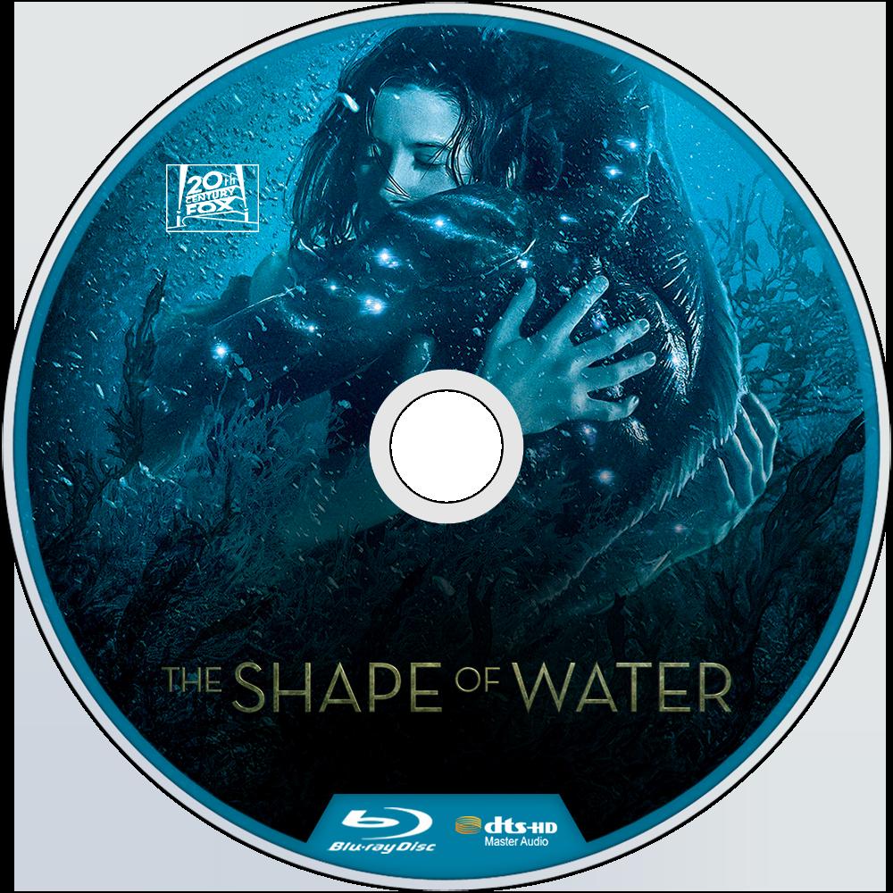 Shape Of Water Dvd