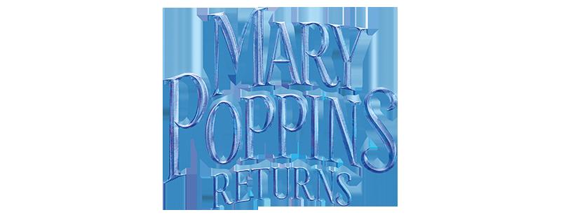 Image result for Mary Poppins Returns logo