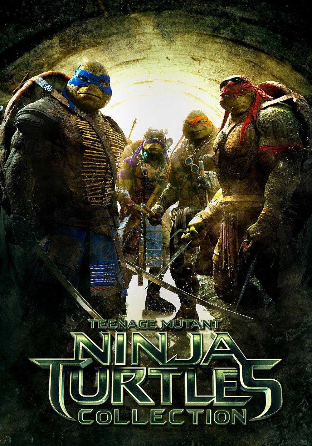 Teenage Mutant Ninja Turtles Film 2021
