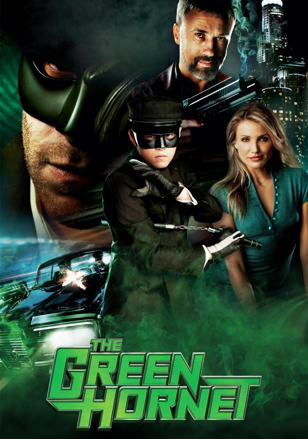 The Green Hornet | Movie fanart | fanart.tv