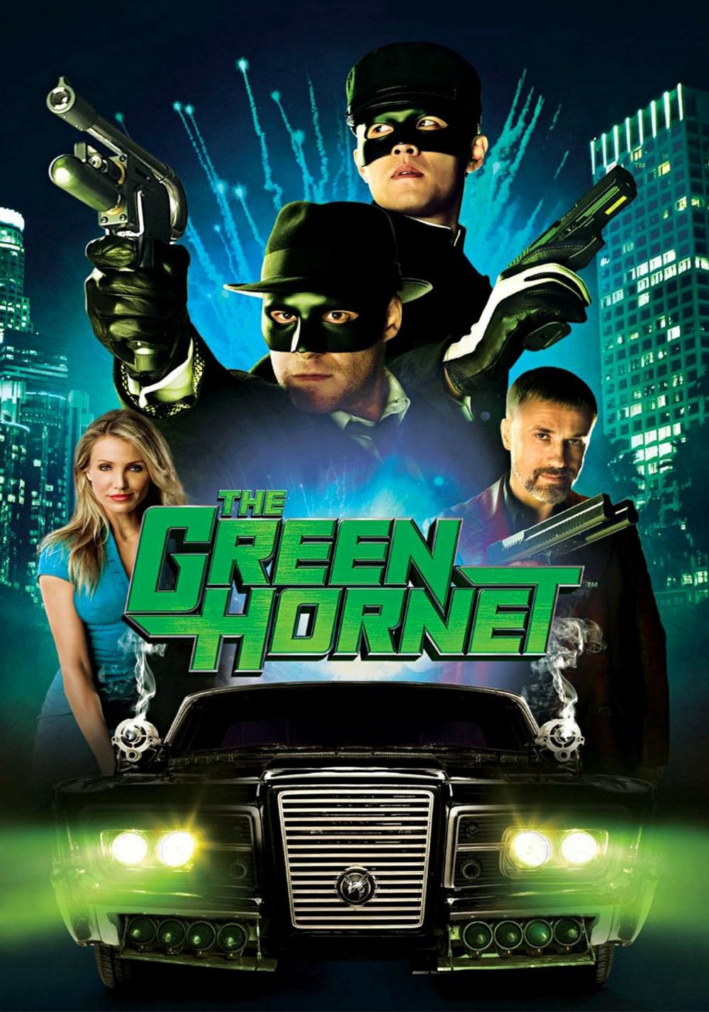 The Green Hornet   Movie fanart   fanart.tv