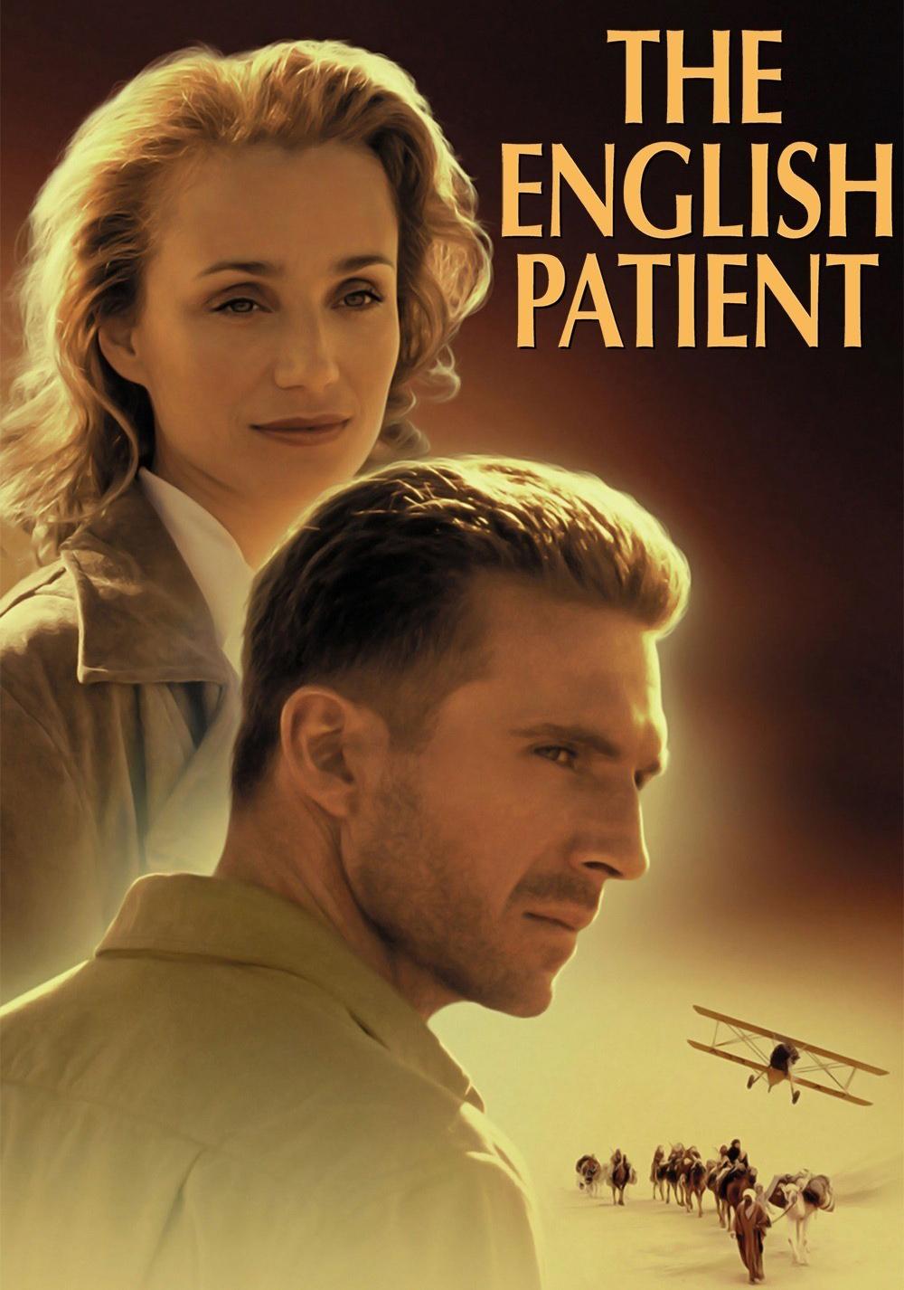 the english patient movie fanart fanarttv