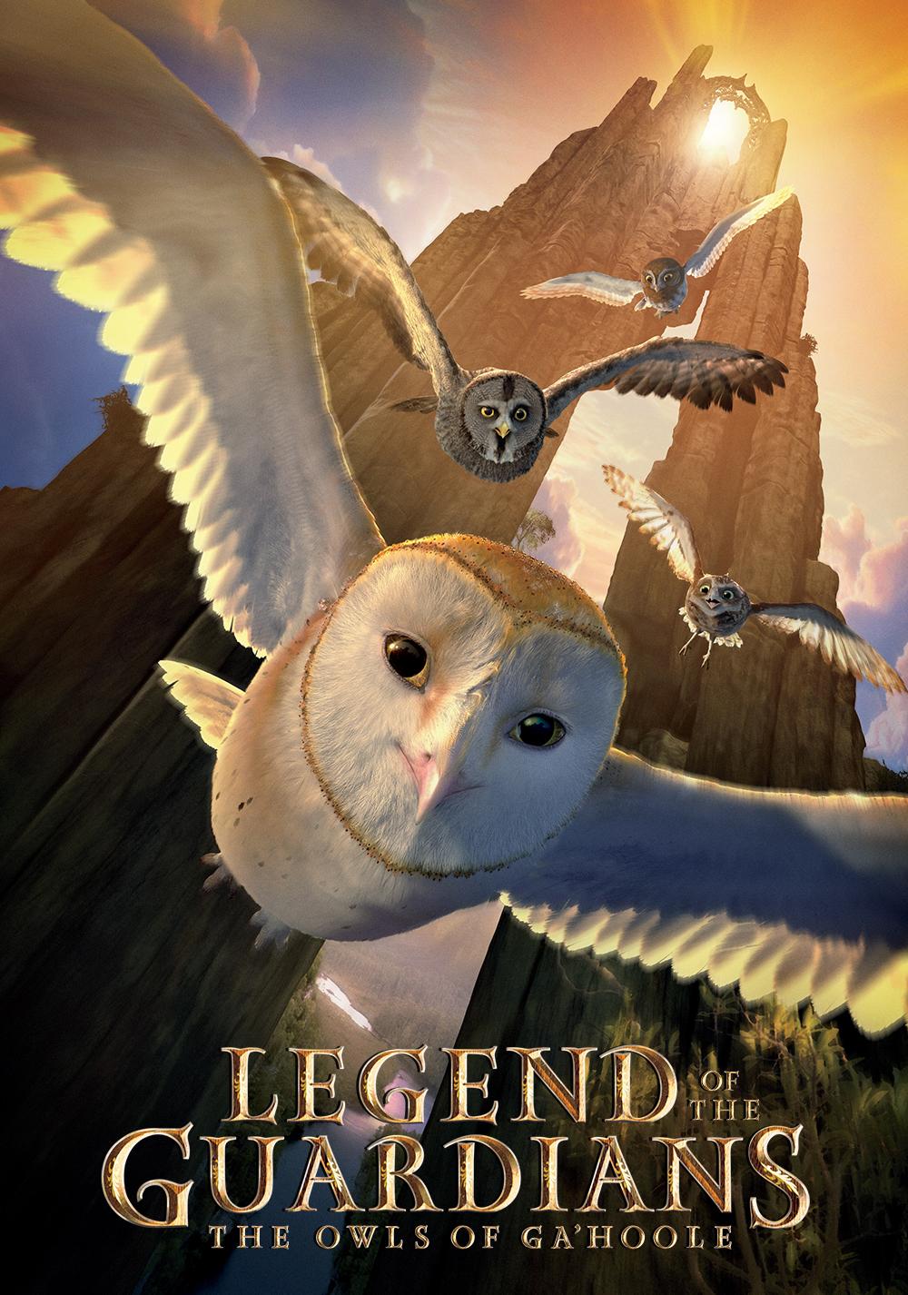 Legend of the Guardians: The Owls of Ga'Hoole Fanart