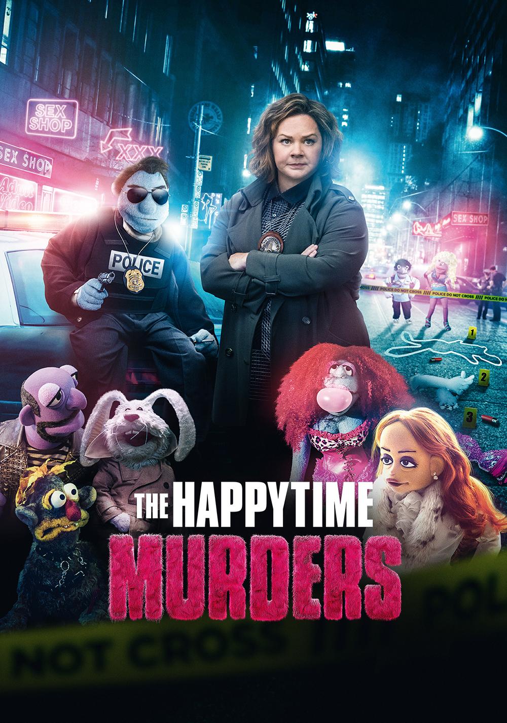 The Happytime Murders