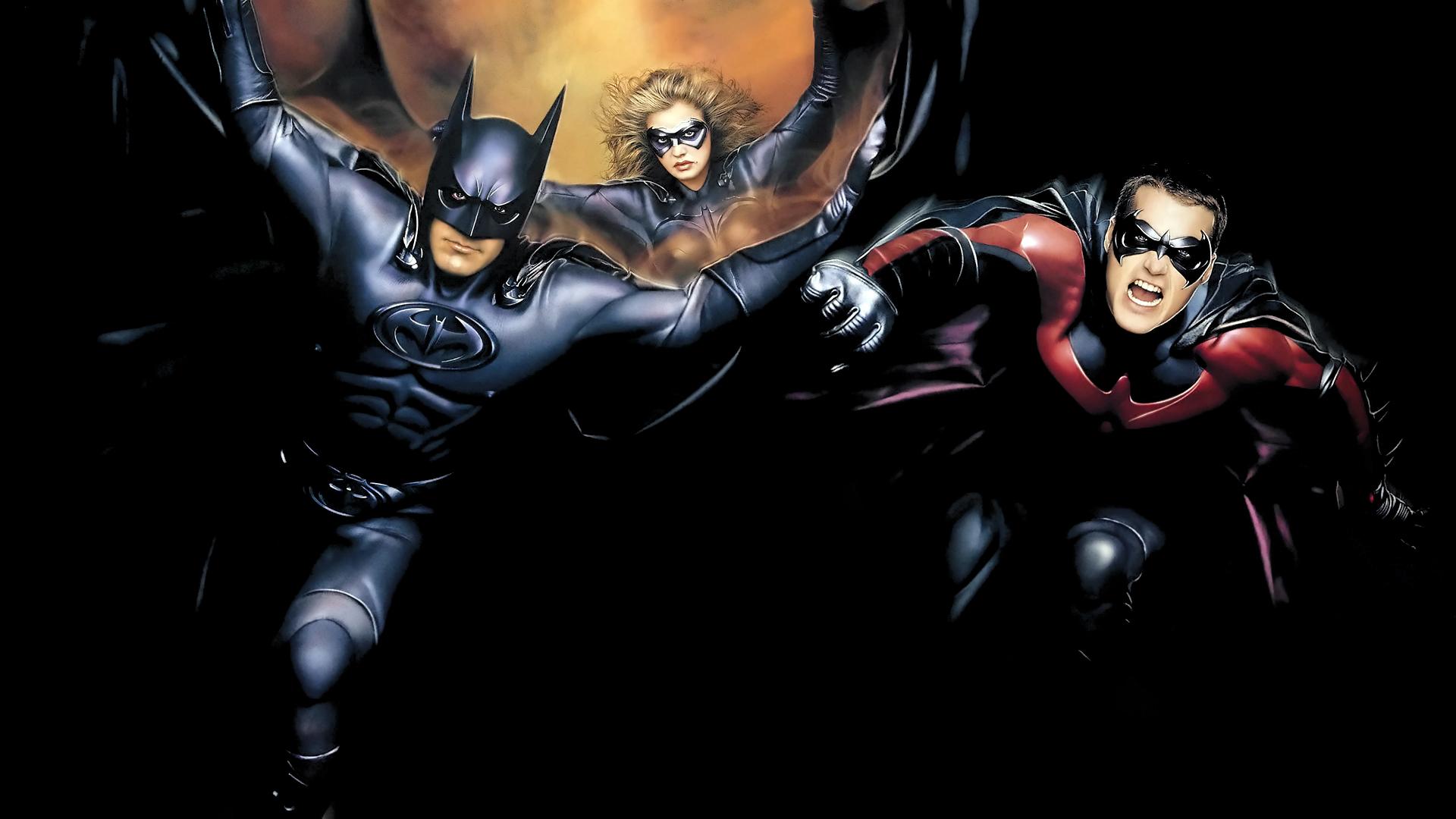 Batman robin movie fanart - Image de batman et robin ...