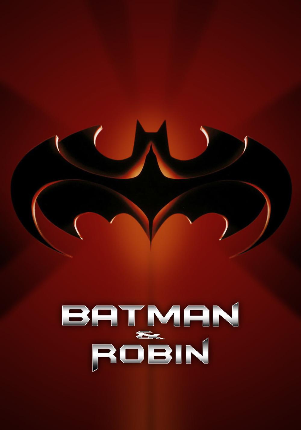 Batman Robin Movie Fanart Fanart