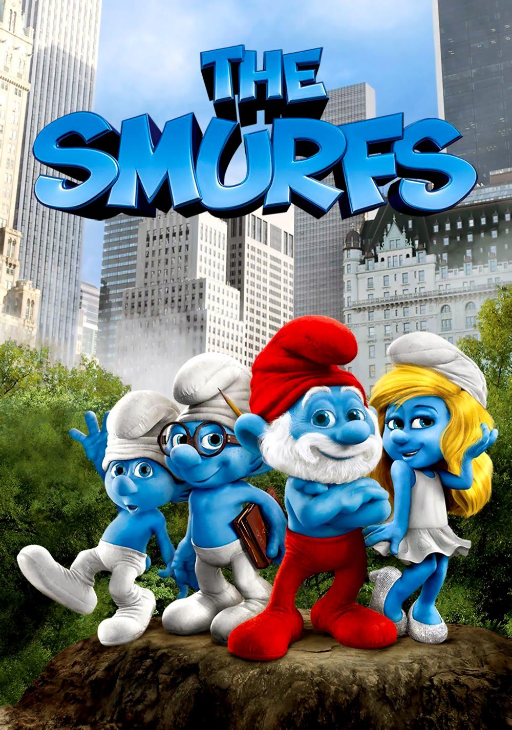 The smurfs Nude Photos 90
