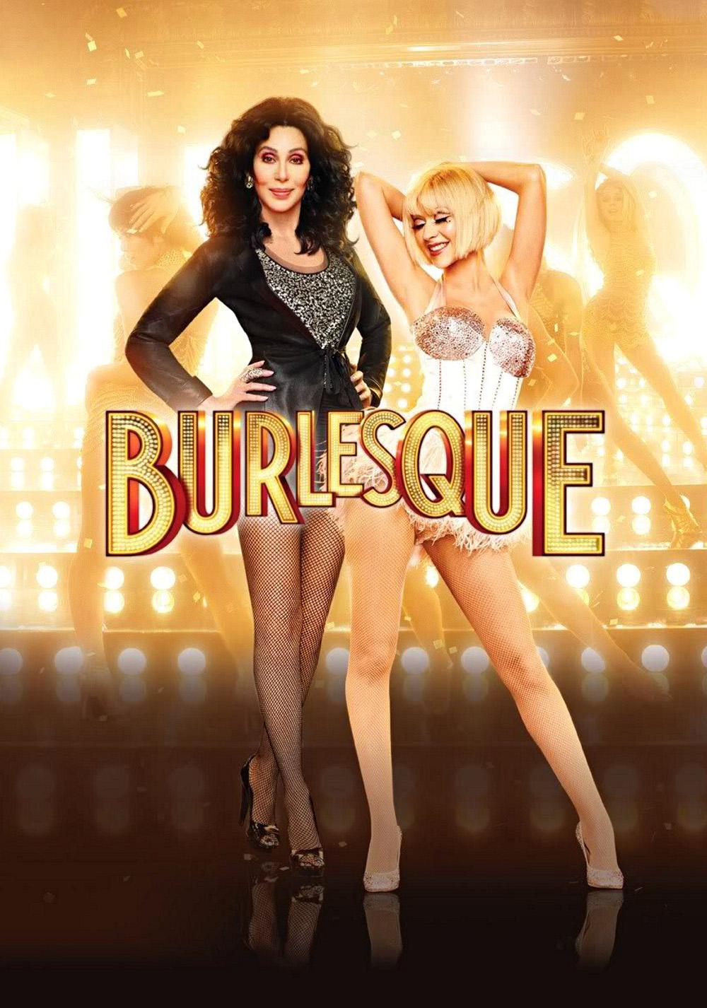 burlesque movie fanart fanarttv