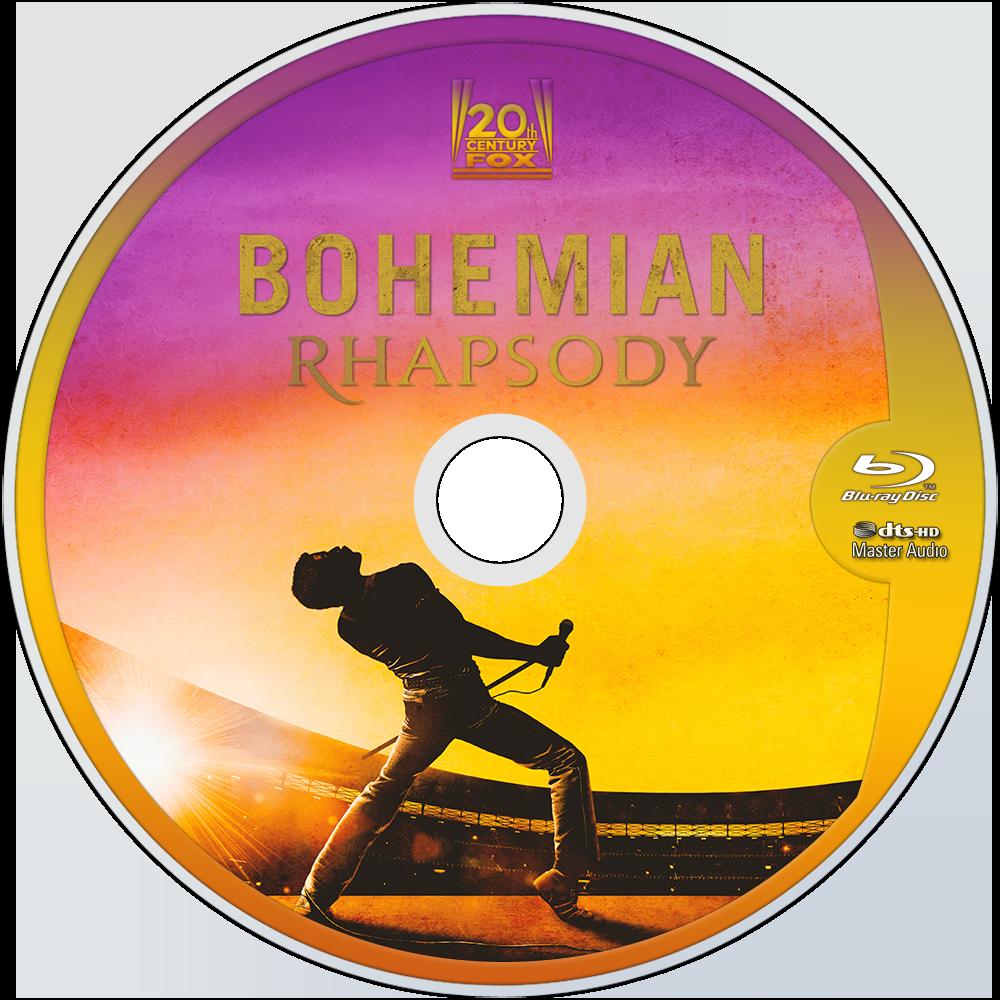 dvd bohemian rhapsody
