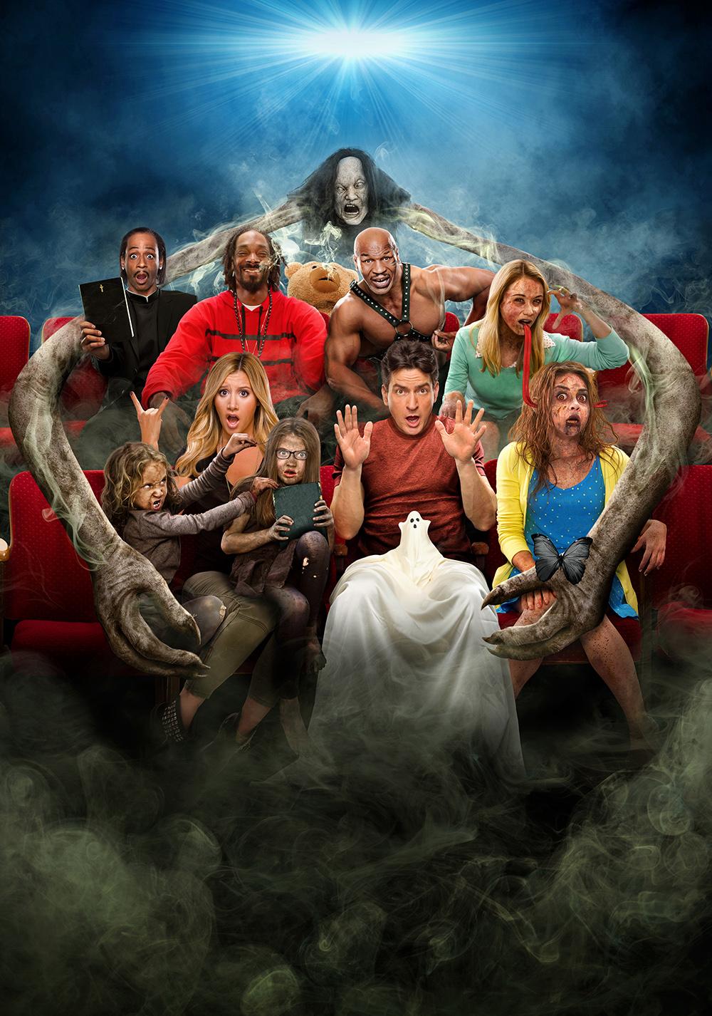 scary movie 5 movie fanart fanarttv