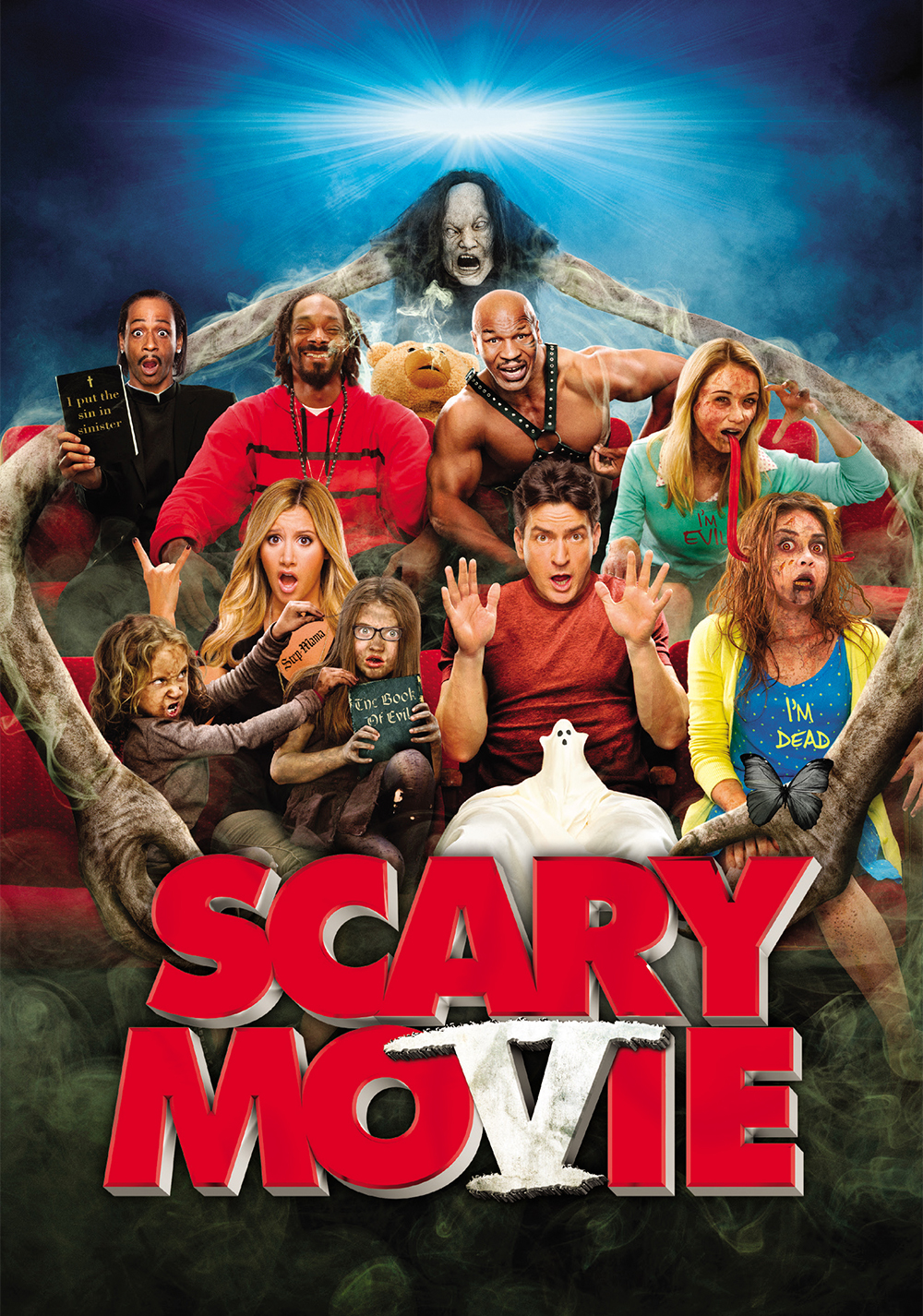 Scary Movie 5 Movie4k