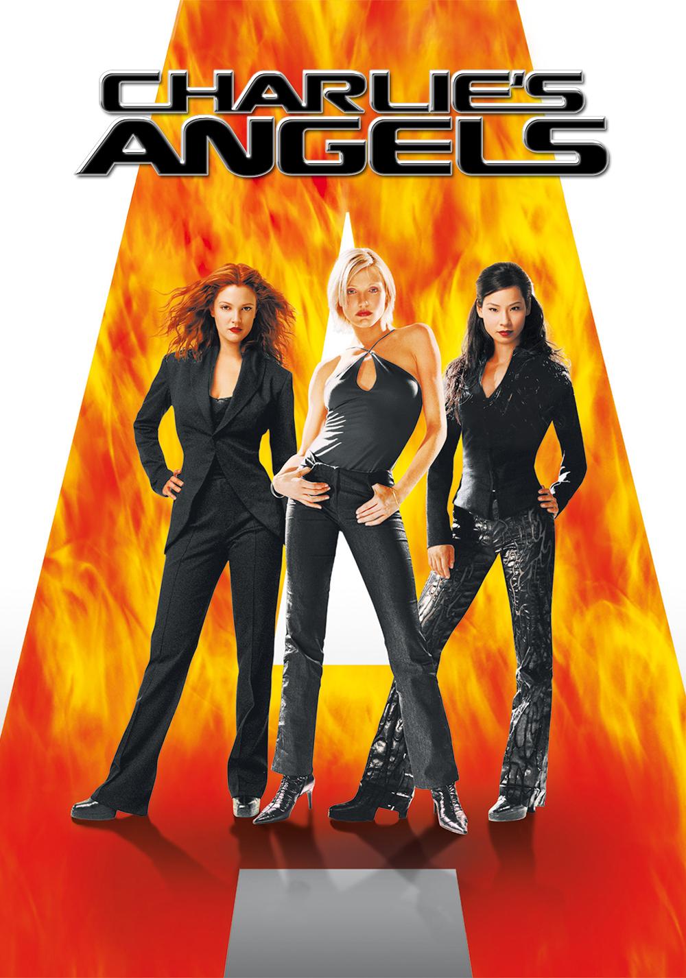 Charlie's Angels | Movie fanart | fanart.tv Charlies Angels 2000