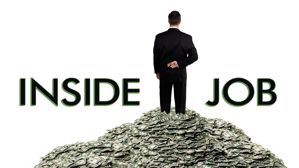 inside job movie summary