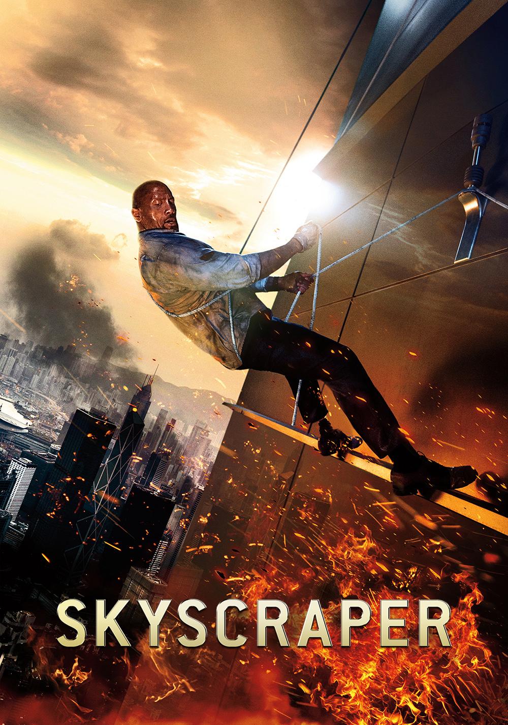 Skyscraper Movie