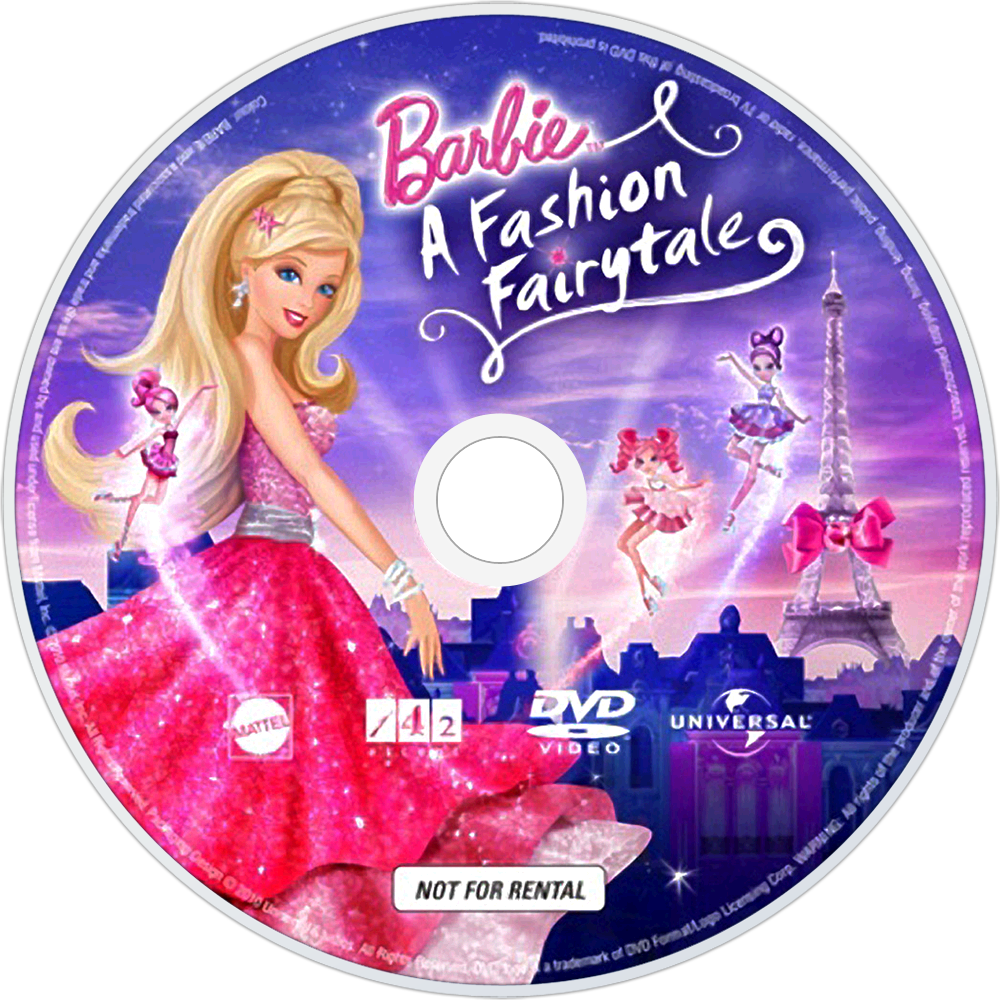 Barbie A Fashion Fairytale Movie Fanart Fanart Tv