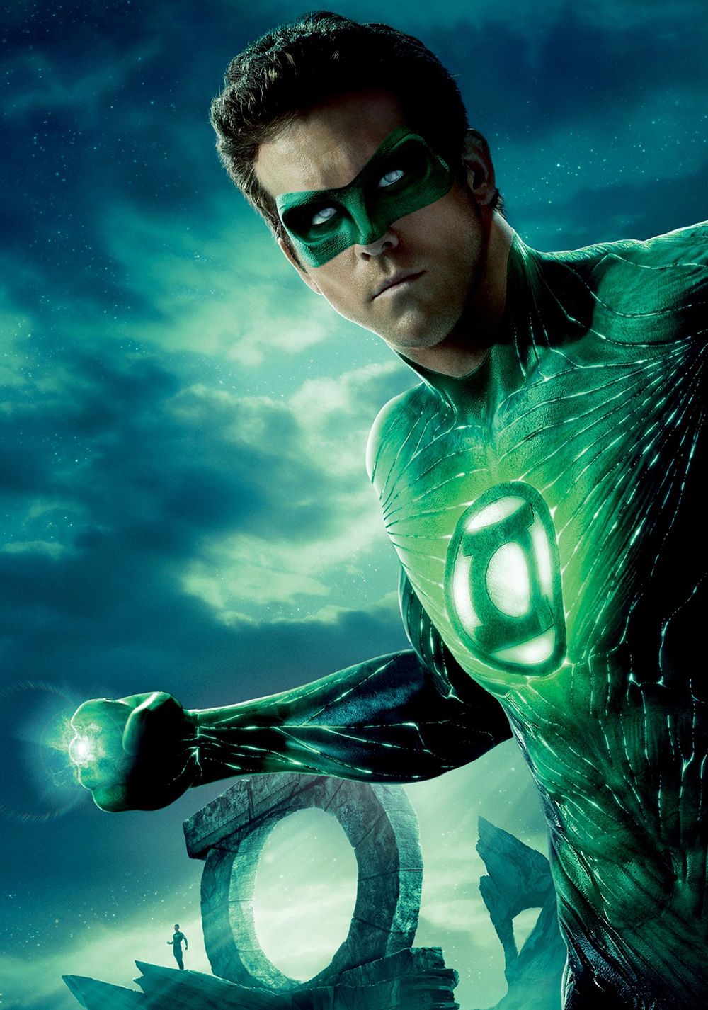 Green Lantern | Movie fanart | fanart.tv Green Lantern Movie Poster