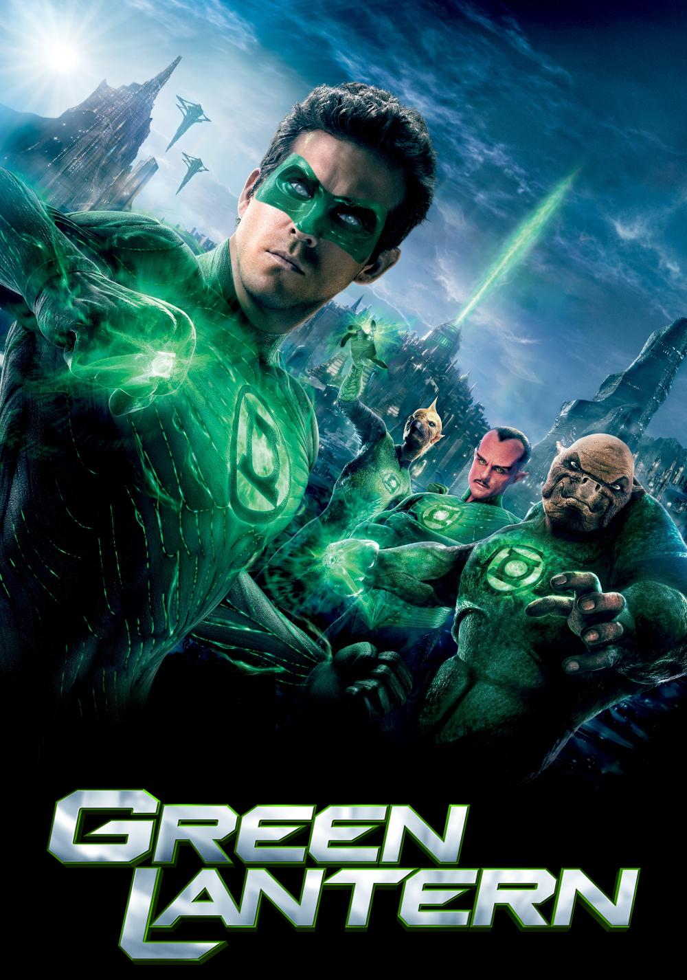 Green Lantern (Film) Besetzung