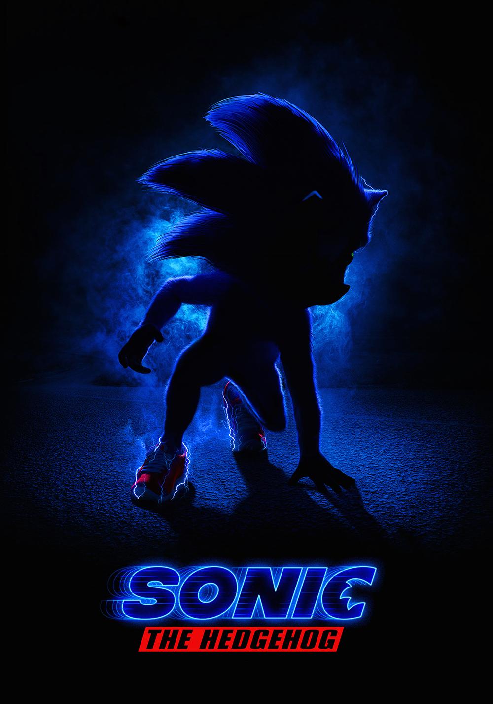 Sonic The Hedgehog Movie Fanart Fanart Tv