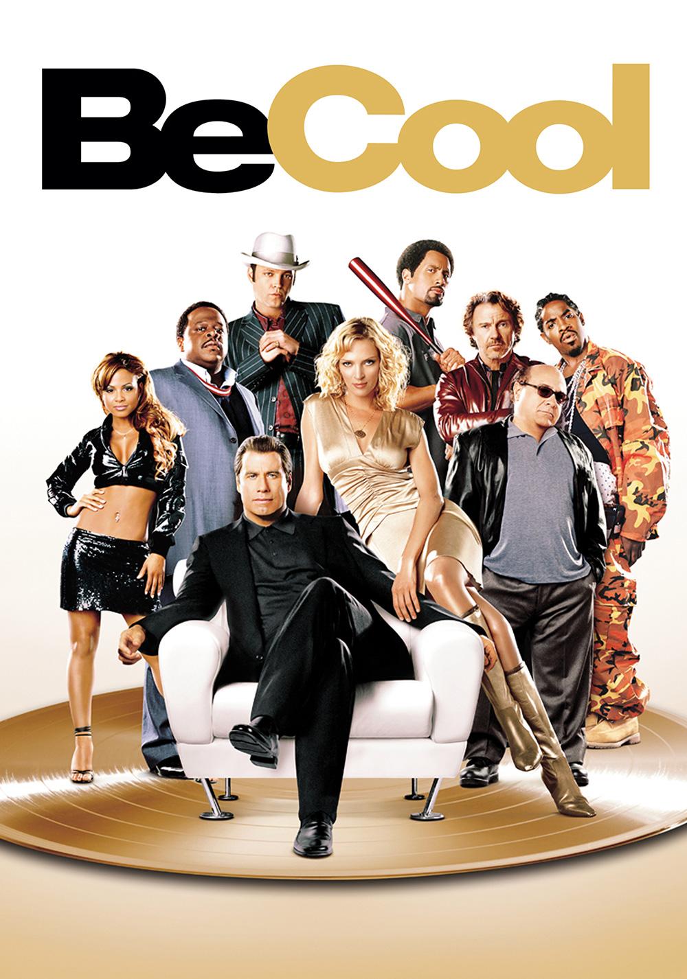 Be Cool | Movie fanart | fanart.tv  |Be Cool Movie
