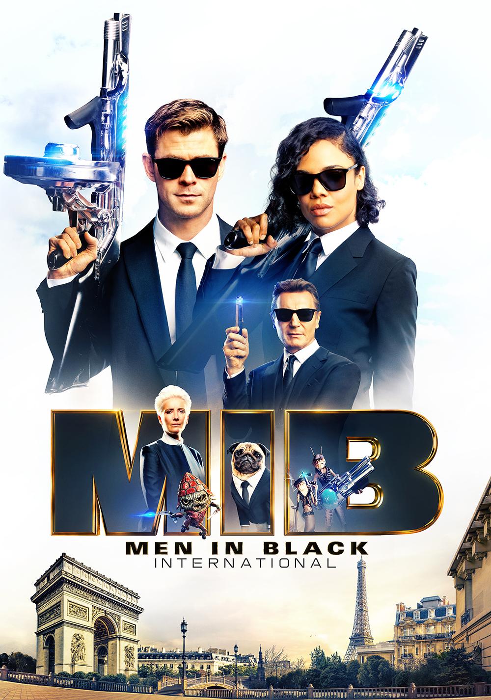 Men In Black International Movie Fanart Fanarttv