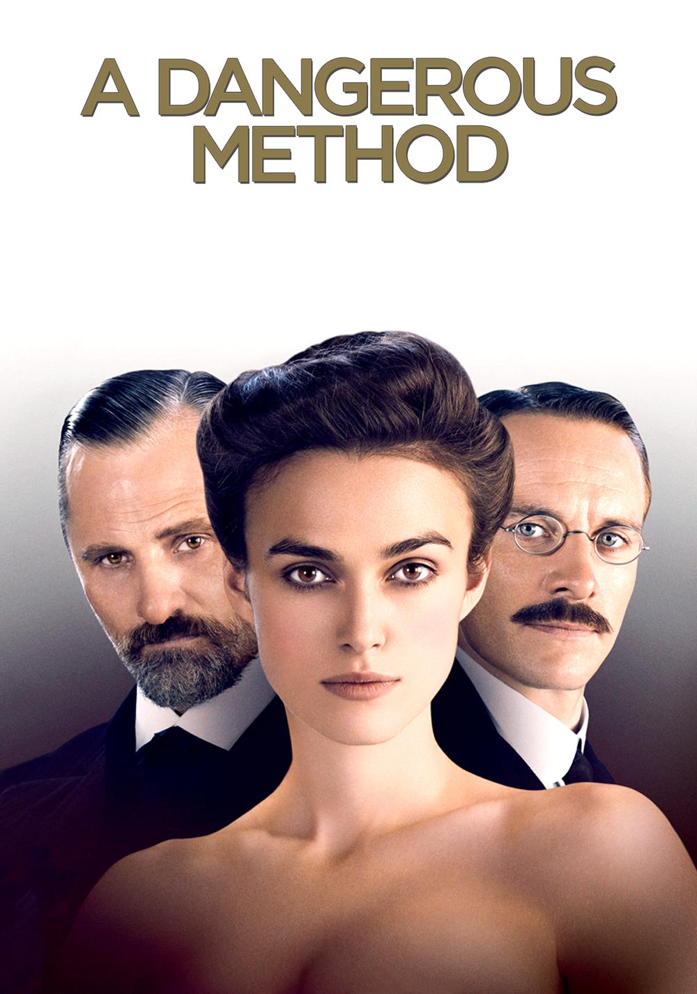 A Dangerous Method | Movie fanart | fanart.tv A Dangerous Method Poster