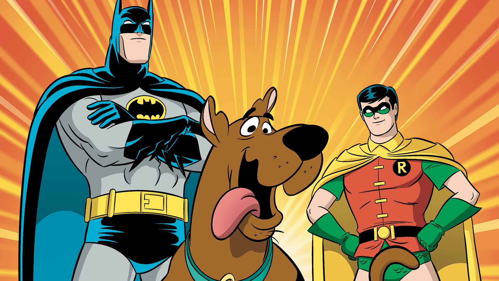 Scooby doo rencontre batman et robin