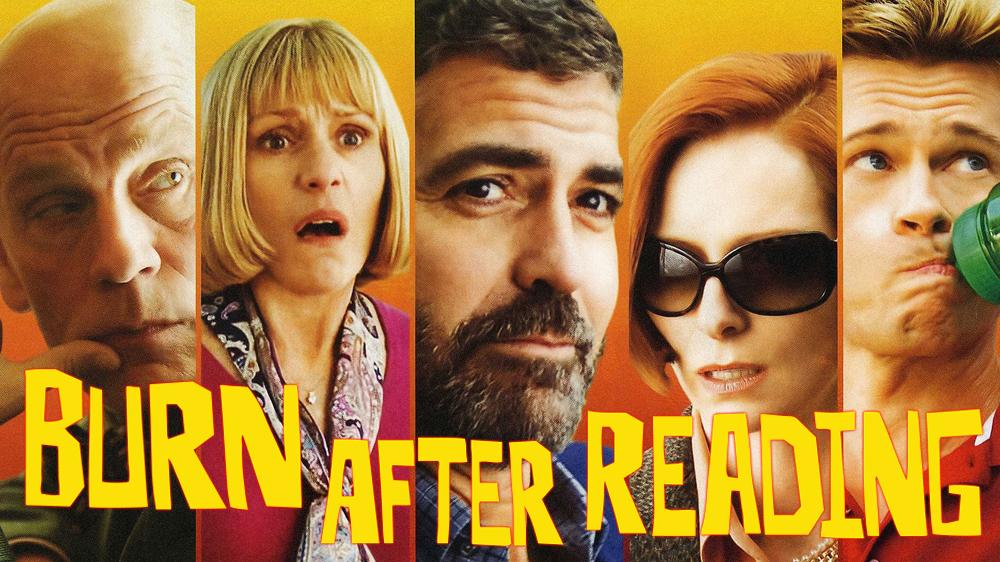 Burn After Reading | Movie fanart | fanart.tv