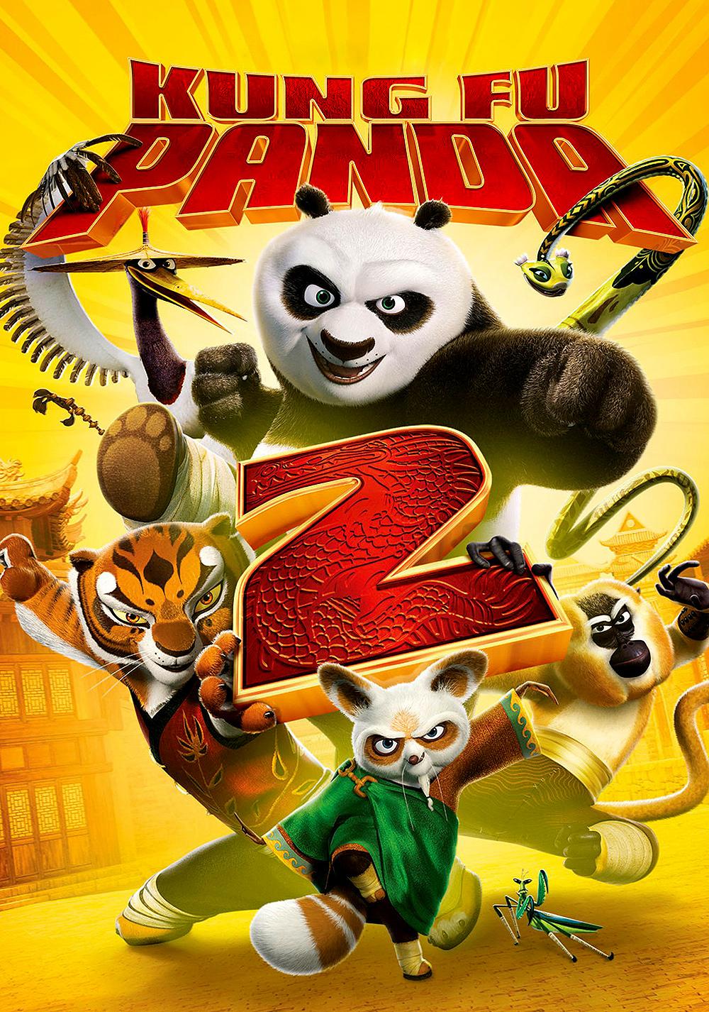 Kung fu panda 2 movie desktoomputer hd wallpaper image for ipad.