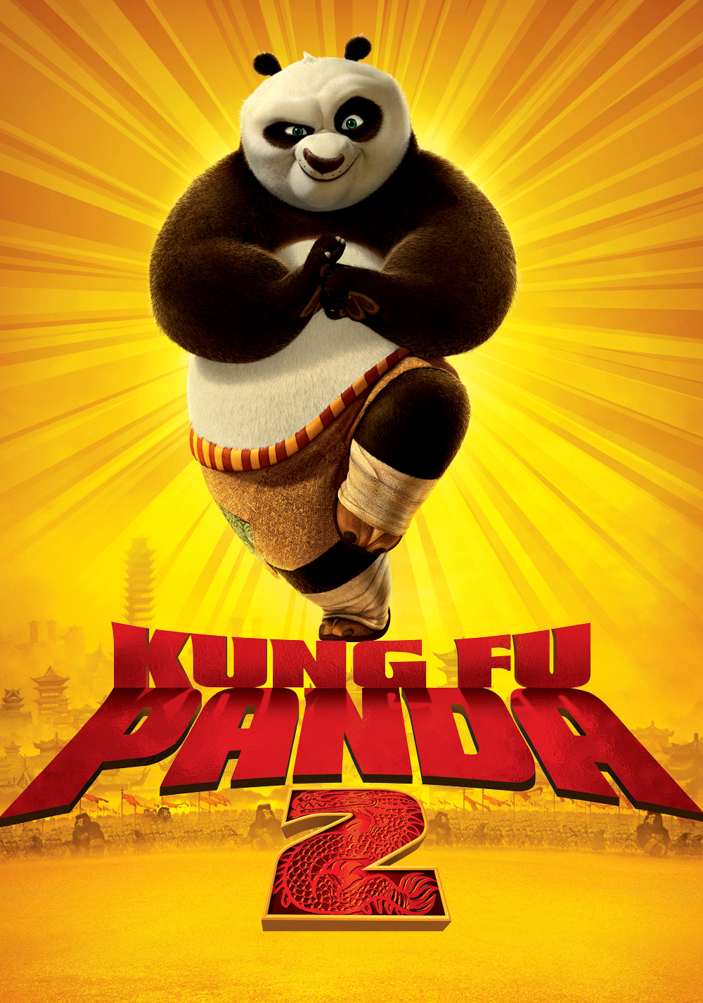kung fu panda 2 movie fanart fanarttv