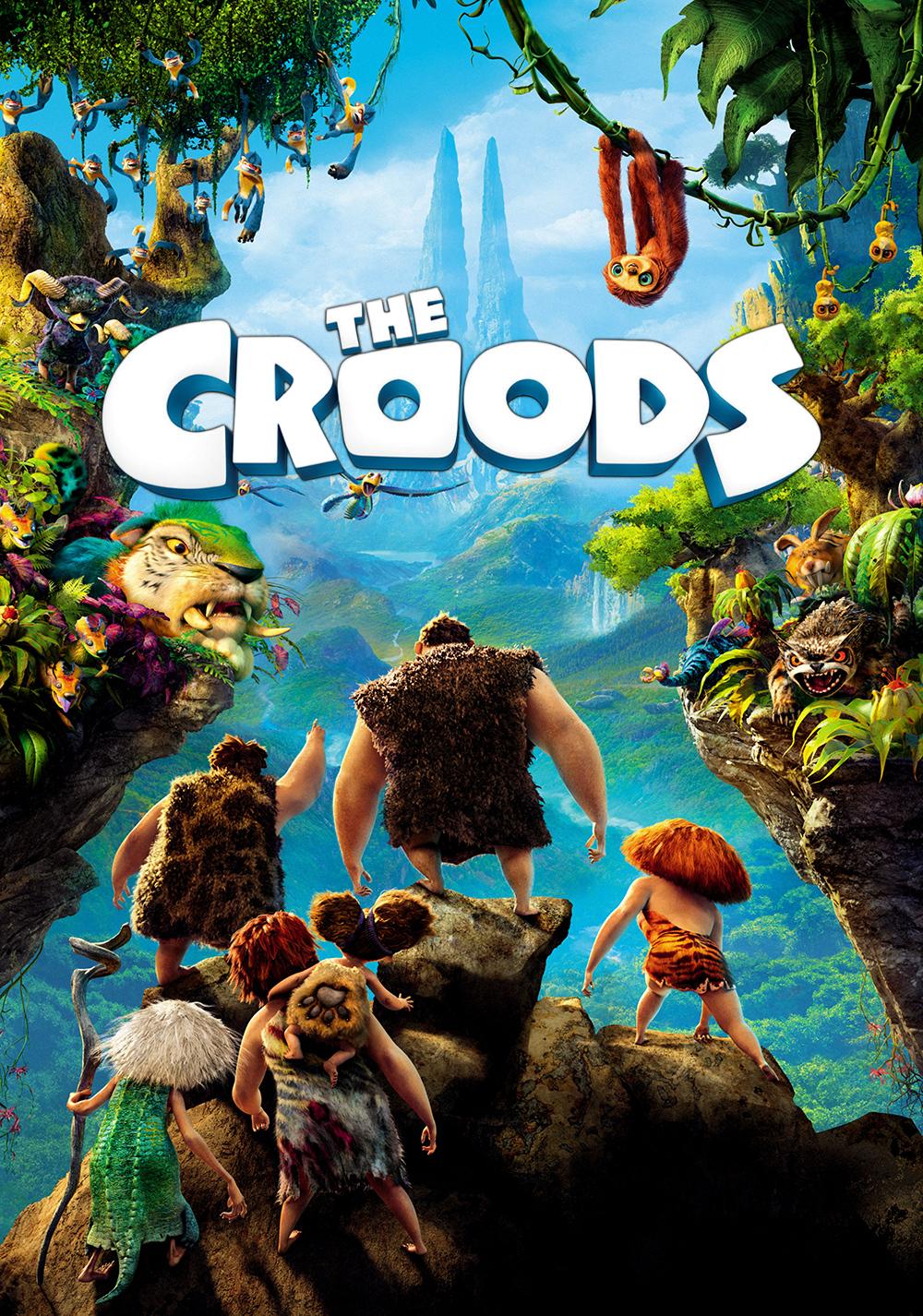 the croods | movie fanart | fanart.tv