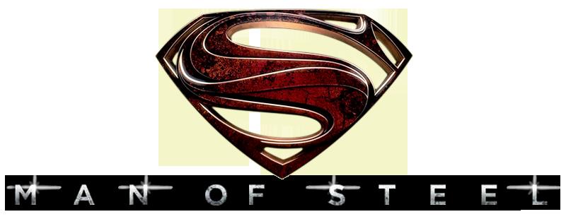 Man Of Steel Logo Vector Png